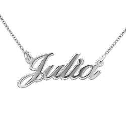 Tiny Stylish Name Necklace