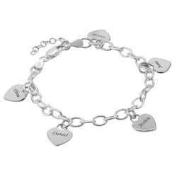 Charm Heart Bracelet