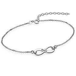 Classic Infinity Bracelet